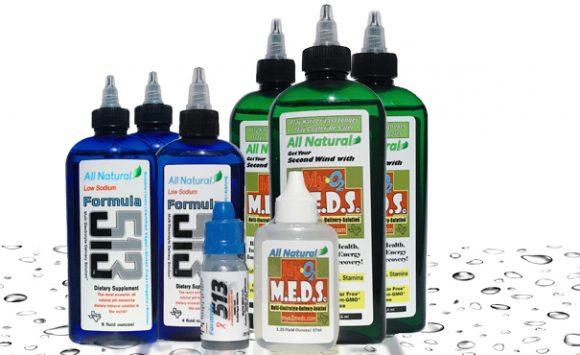 MyO2 MEDS – Mineral Detox Plan