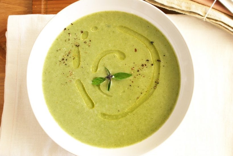 Siobhan's Spinach Supreme